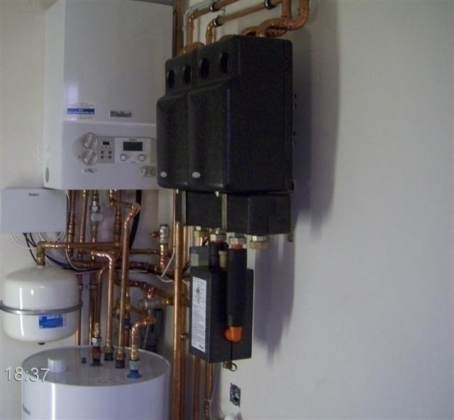 Centrale verwarming installatie Bart VanCleynenBreugel